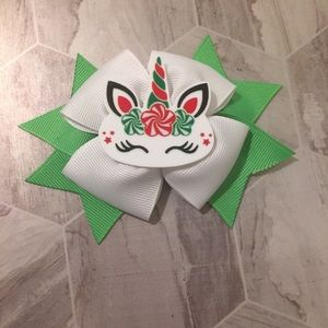 Other - Hello Kitty Handmade Hair Bow